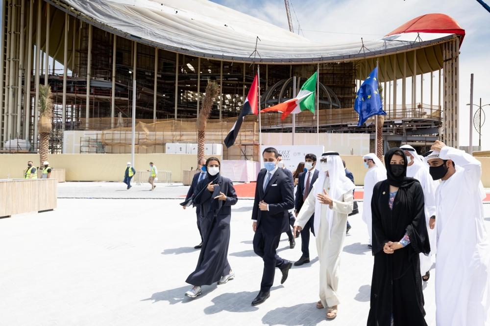 Massimo Sestini per il Padiglione Italia a Expo Dubai