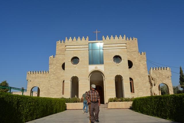 Erbil, la Chiesa di San Giuseppe