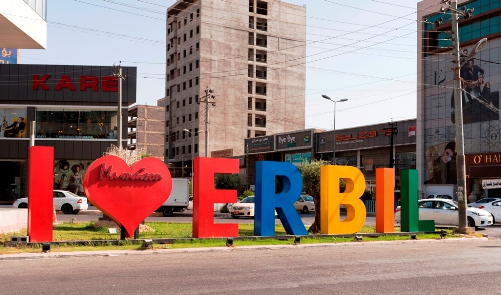 Monumento a Erbil