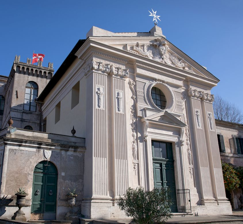 Chiesa Santa Maria in Aventino (About Art On Line)