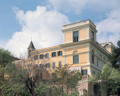 La sede della Real Academia de España en Roma