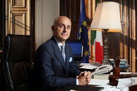 L´amb. Aldo Amati