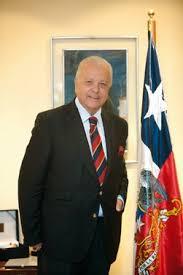 L'ambasciatore Sergio Romero Pizarro
