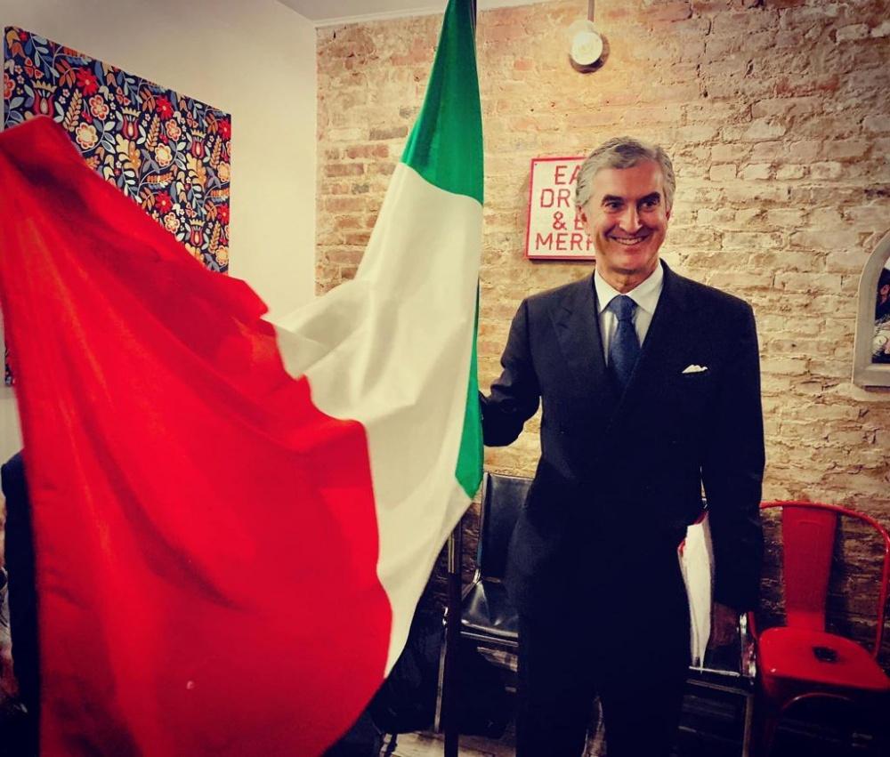 Amb. Francesco Genuardi