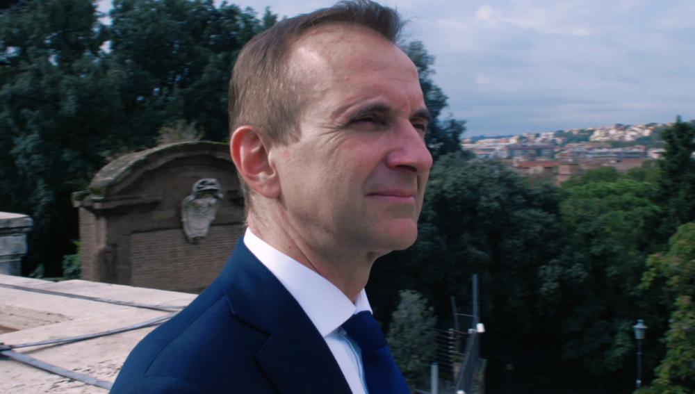 L'ambasciatore Mauro Battocchi