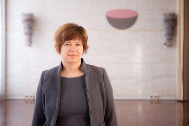 L'amb. Valeria Biagiotti