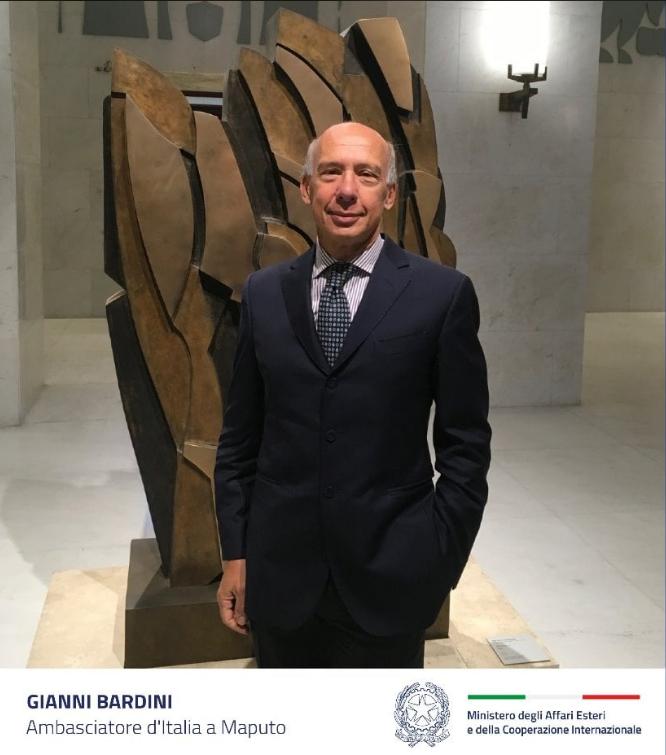 L'amb. Gianni Brandini
