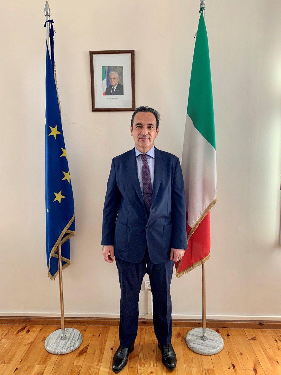 Amb. Agostino Pinna