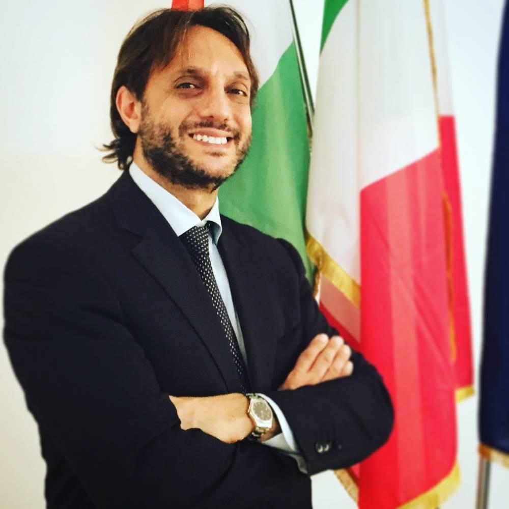 L´ambasciatore Marco Prencipe, primo diplomatico italiano in Niger