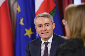 L'ambasciatore del Portogallo in Italia, Pedro Nuno Bártolo