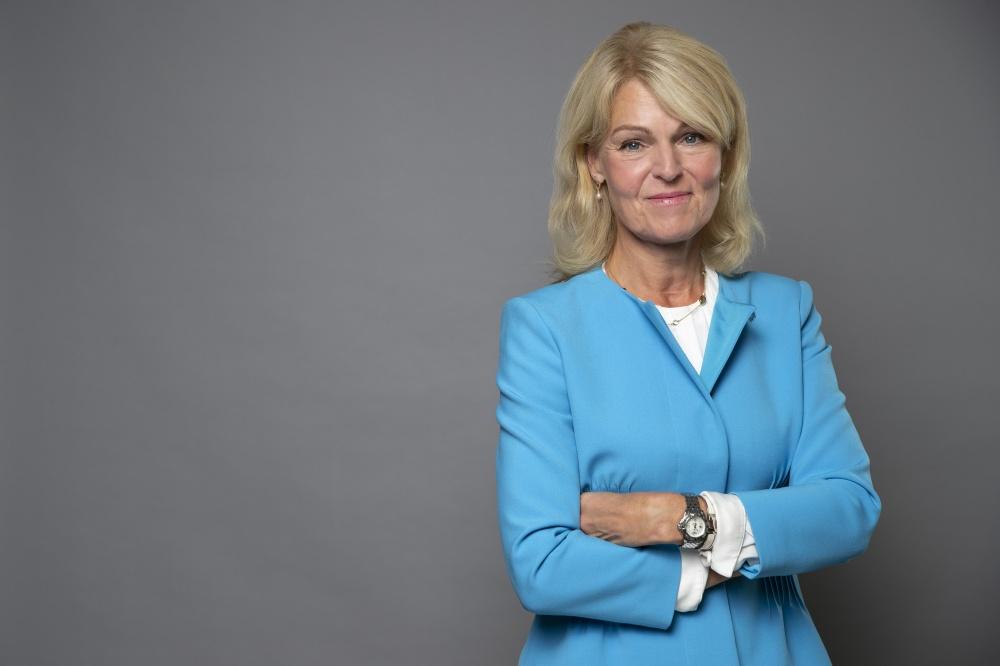 Ministro Commercio Estero Anna Hallberg - Foto Kristian Pohl-Regeringskansliet