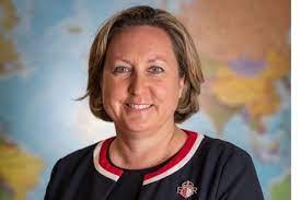 Il ministro Anne-Marie Trevelyan