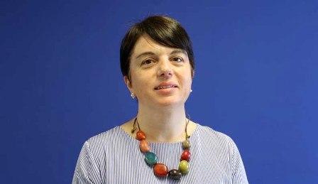 L'arch. Olimpia Niglio, ministro della Cultura di Asgardia Aerospace International Research Center