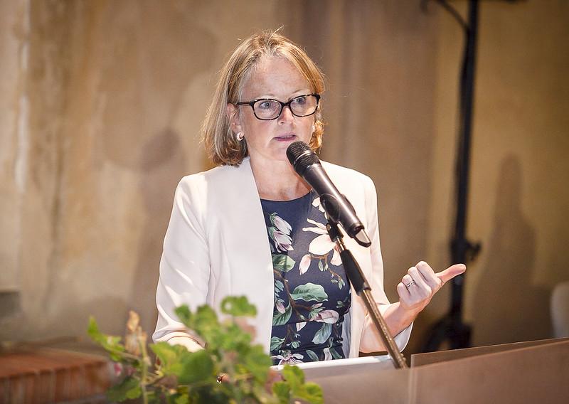 Rachel Launay, Country Director - British Council Italia