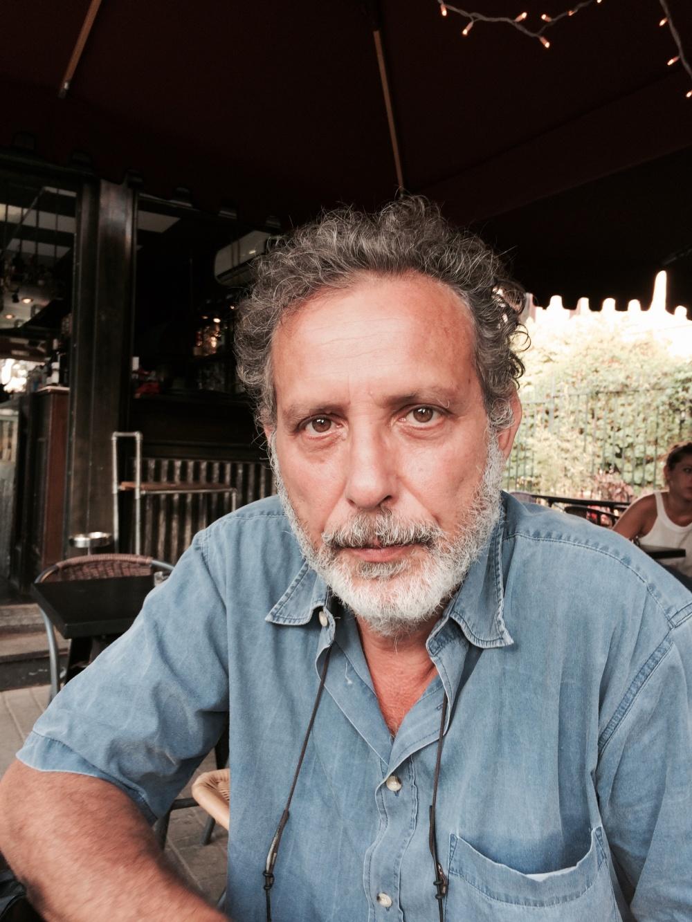 Lo scrittore Giosuè Calaciura