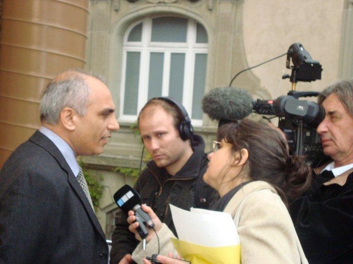 Segretario Generale CGIE, Michele Schiavone