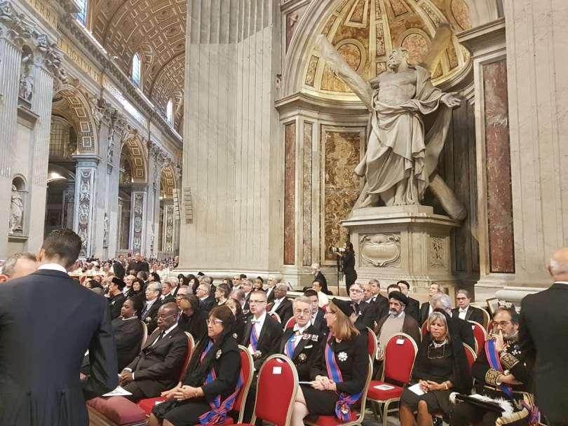 Gli ambasciatori accreditati presso la Santa Sede si preparano alla celebrazione del Concistoro