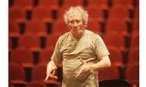 Il maestro Ahmed El Saedi