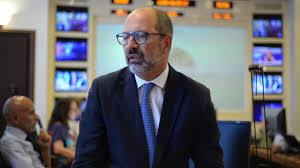 Stefano Verrecchia, capo dell'Unità di Crisi