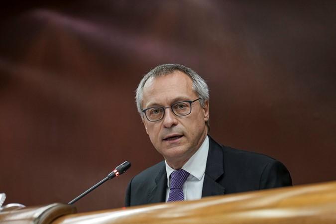 Il presidente Carlo Bonomi