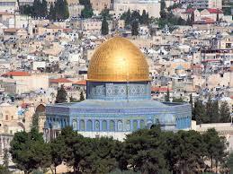 Veduta panoramica di Gerusalemme