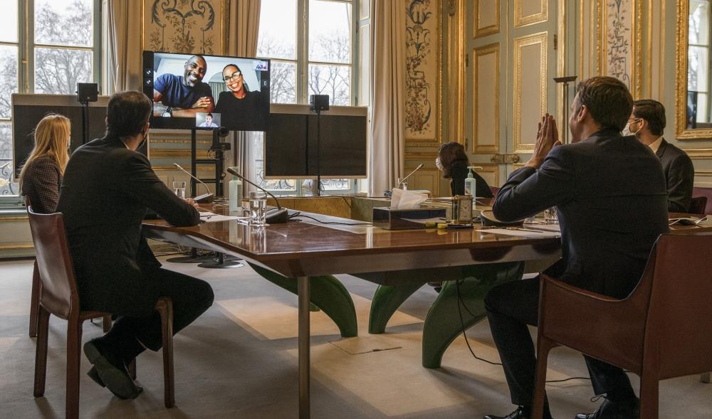 ©Philippe Servent /Présidence de la République