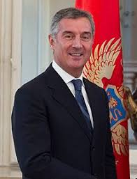 Il presidente Milo Đukanović