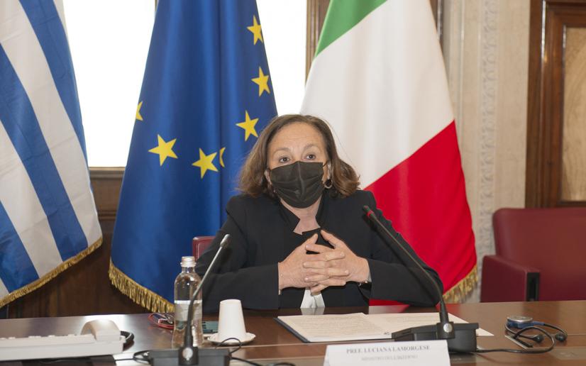Ministro Luciana Lamorgese