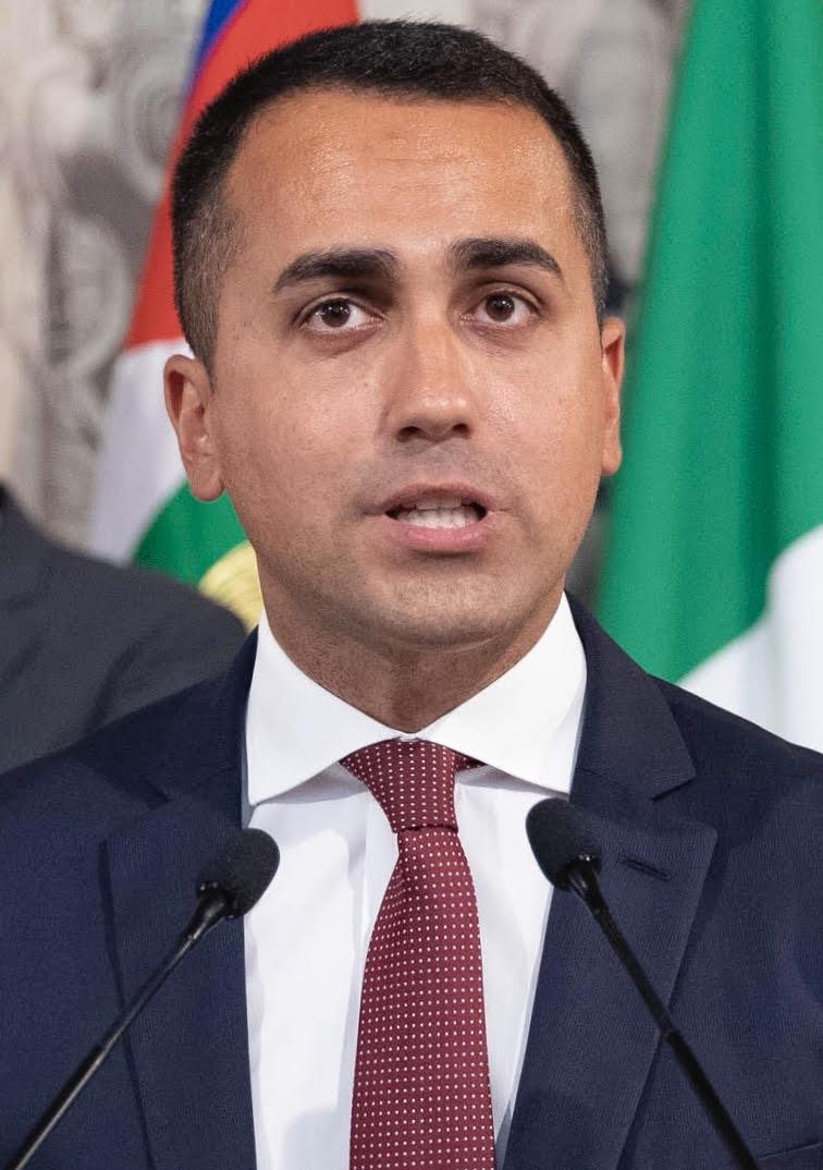 Ministro Luigi Di Maio