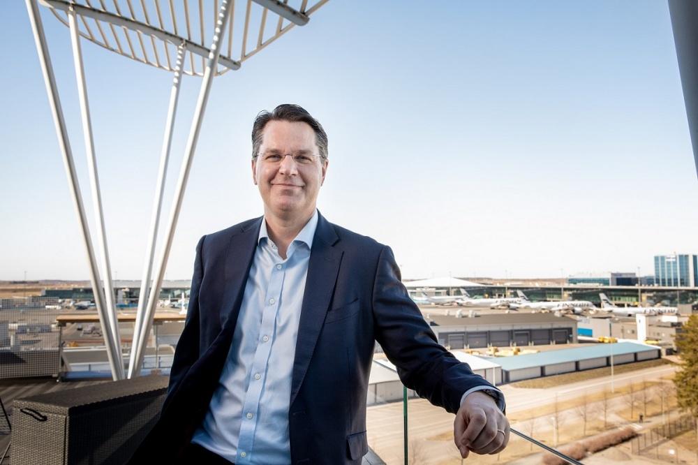 Il responsabile commerciale di Finnair, Ole Orvér