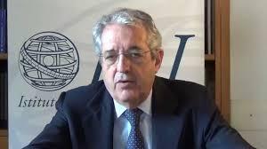 Fabrizio Saccomani, vicepresidente dello IAI