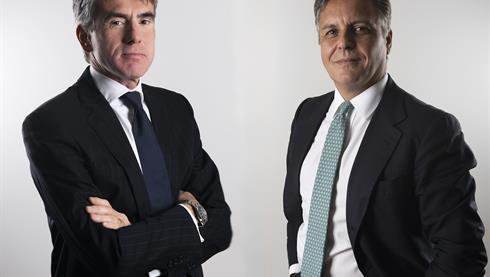 Pierfrancesco Latini amministratore delegato e Rodolfo Errore presidente, di SACE