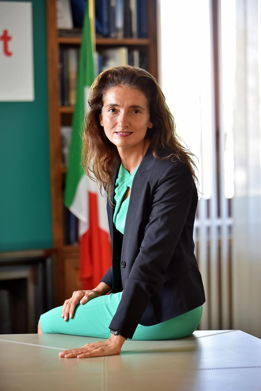 Alessandra Ricci, CEO di SIMEST