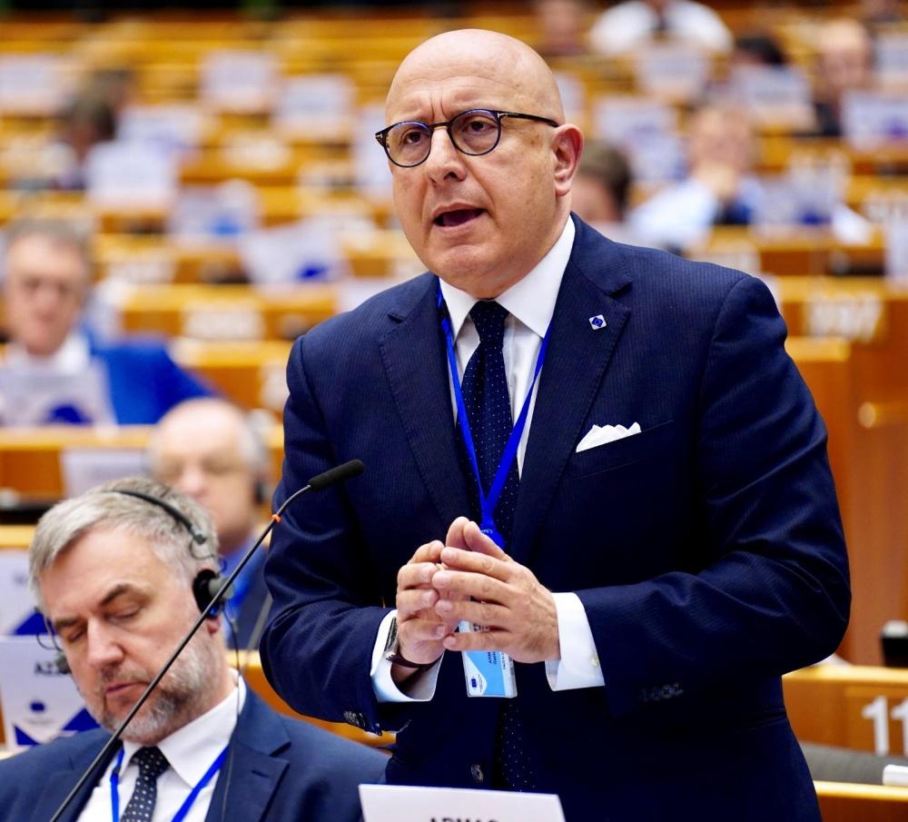Il vicepresidente della Regione Sicilia e assessore all'Economia, Gaetano Armao