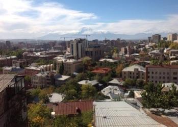 Veduta di Erevan - foto Notizie Geopolitiche EO