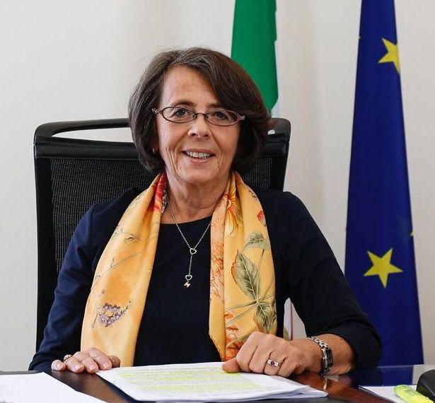 Viceministro Marina Sereni (foto: Farnesina)