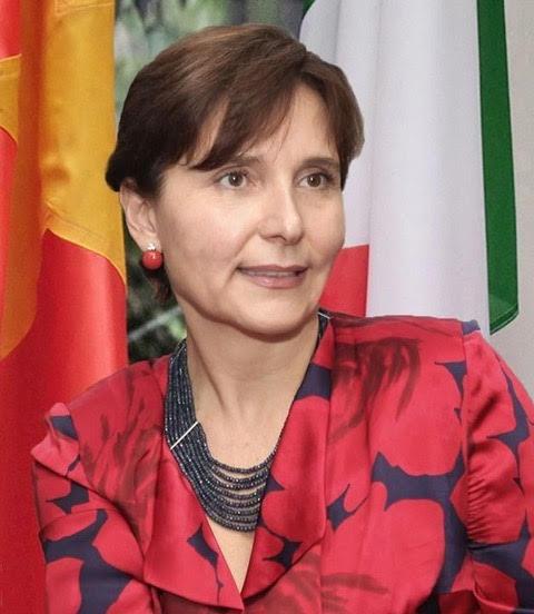 L´ambasciatrice d´Italia in Vietnam, Cecilia Piccioni